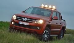 Essai Volkswagen Amarok Canyon : Frimeur !