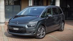 Essai Citroën Grand C4 Picasso : L'artiste en serait fier !