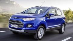 Essai Ford EcoSport : Un goût venu d'ailleurs !