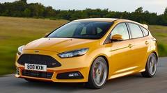 Ford présente sa Focus ST restylée à Goodwood