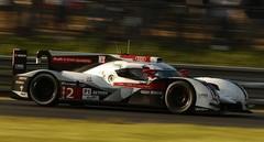 Audi au Mans, consommation en baisse de 22 %