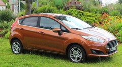 Essai Ford Fiesta 1.0 EcoBoost 100 Powershift : citadine VIP