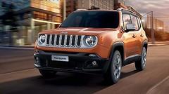 Jeep Renegade Opening Edition : premier de cordée
