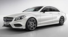 Mercedes : Sport Package et Night Package pour le CLS restylé
