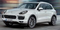 Restylage Porsche Cayenne : Tout en douceur