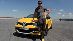 """Essai Renault Mégane RS275 Trophy par Soheil Ayari : """"un palier de franchi"""""""