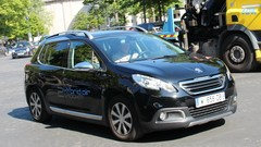 Essai Peugeot 2008 Hybrid Air : hybride et révolution(Air)
