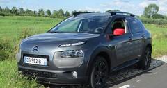 Essai Citroën C4 Cactus Shine PureTech 110 S&S