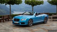 Essai Bentley Continental GTC V8 S: délices des sens