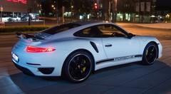 Porsche 911 Turbo S Exclusive GB Edition : pour les 40 ans du Turbo