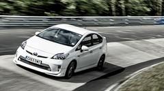 Un nouveau record de sobriété pour la Toyota Prius