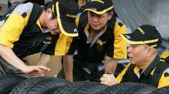 Les voitures françaises vont rouler sur des pneus chinois