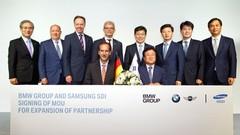 BMW se met à l'heure coréenne
