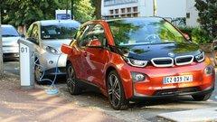 BMW i électriques : homologuées sur les bornes de charge Autolib