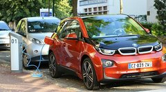 Les BMW i rechargeables sur les bornes Autolib'