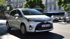 Toyota Yaris restylée: à partir de 13500 €