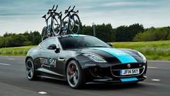 Jaguar : une F-Type R unique sur le Tour de France 2014 !