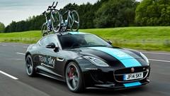 Jaguar F-Type Tour de France : La caravane passe, le Félin rugit