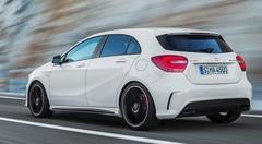 Mercedes préparerait une A45 AMG de 400 ch