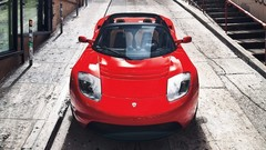 Technologie : de nouvelles batteries pour la Tesla Roadster