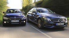 Essai BMW 320d Automatique vs Mercedes C 220 BlueTec Auto : Au diable l'avarice !