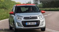 Essai Citroën C1 Airscape PureTech 82
