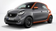 Smart lance la ForFour ''Edition 1''