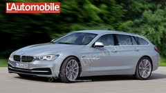 BMW Série 6 Gran Tourer : Break première classe