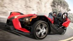 Polaris Slingshot : tricycle d'enfer