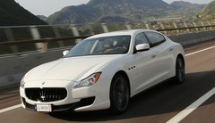 Essai Maserati Quattroporte Diesel : Classe autonomie