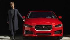 Première image claire de la Jaguar XE