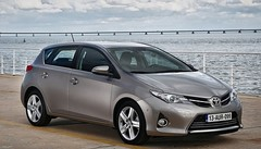 Toyota lance la Auris ''Feel!''