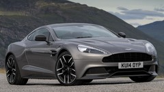 Aston Martin Vanquish 2015 : Nouvelle sans le montrer