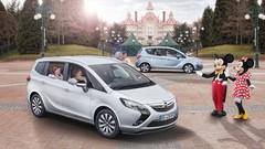 Opel Zafira Tourer : nouveau 1.6 Diesel 120 ch