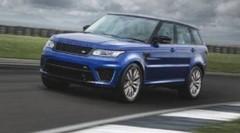 Range Rover Sport SVR : tout est dans le R
