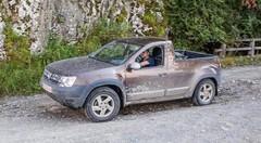 Le Dacia Duster pick-up en avance ?