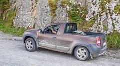 Futur Dacia Duster pick-up: c'est sûrement lui!
