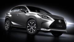 Lexus NX 2014 : le crossover démarre sa production