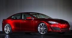 Saleen Foursixteen, la Tesla Model S tunée