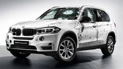 BMW blinde son X5 en version Security Plus