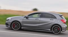 Essai Mercedes A45 AMG