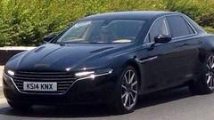 La future Lagonda à nouveau surprise