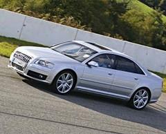 Essai Audi S8 V10 450 ch : Coeur de tonnerre