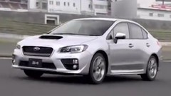 Subaru WRX S4 : uniquement au Japon