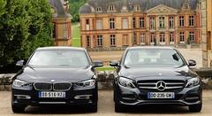 Essai BMW 320d vs Mercedes Classe C 220 CDI : Premium mais pas gourmandes