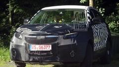 Le futur SUV Qoros déjà sur les routes d'Europe