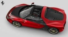 Ferrari Pininfarina Sergio : images de la version définitive ?
