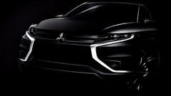 Mondial Paris 2014 : Mitsubishi Outlander PHEV Concept-S