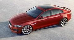 Jaguar XE 2015 : grandes ambitions pour la petite Jaguar