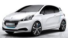 Peugeot 208 HybridAir 2 L à air comprimé
